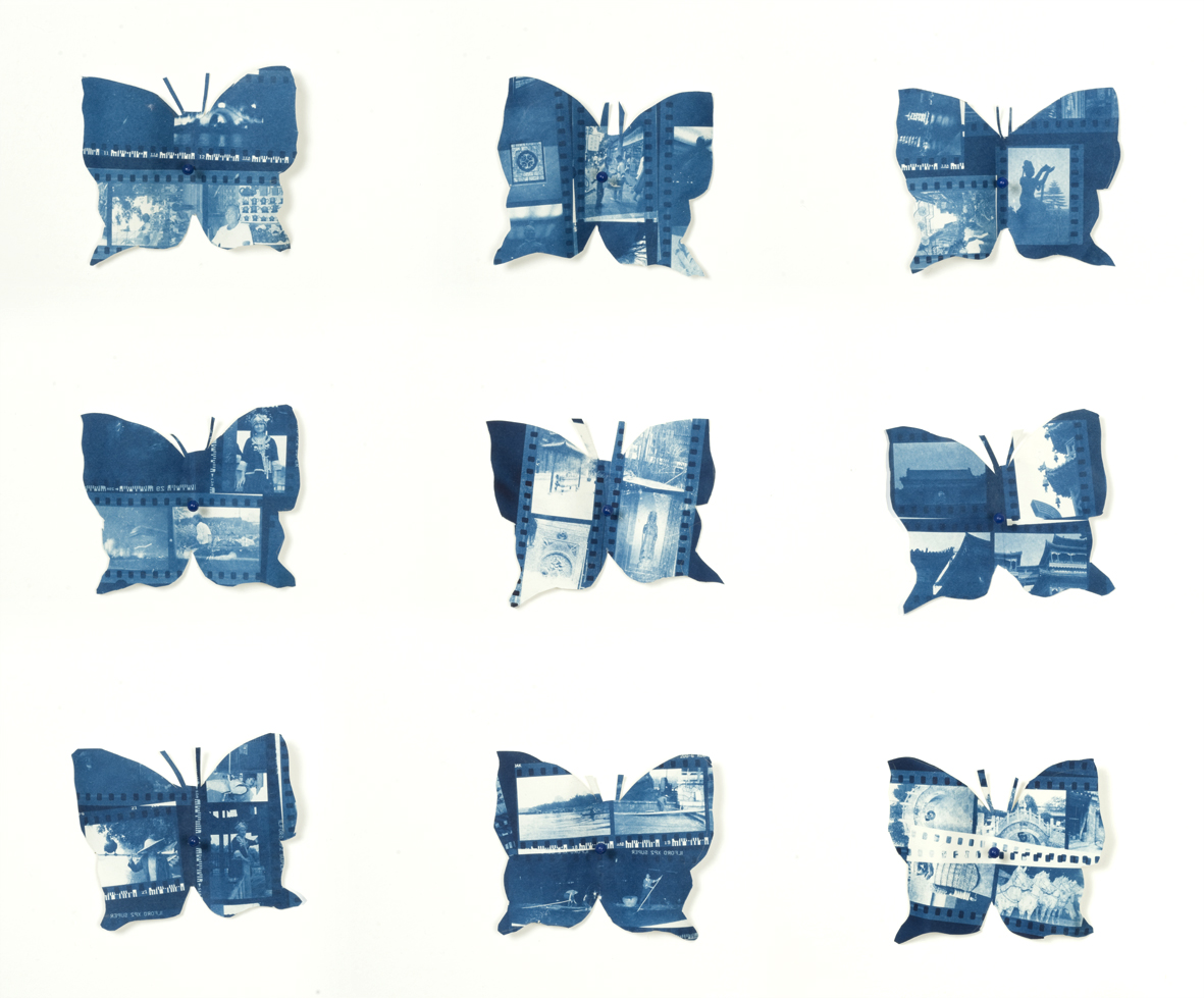 China Blue 9